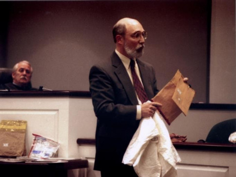 CA Neely argues Morris Capital Murder Evidence to Jury - 2000
