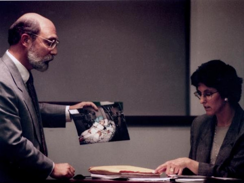 CA Neely questions Medical Examiner in Campbell Shaken Baby Murder Trial - 1997